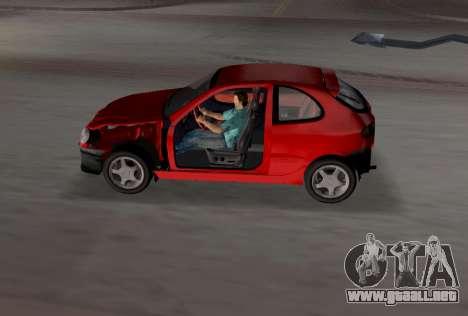 Daewoo Lanos Sport NOSOTROS 2001 para el motor de GTA Vice City