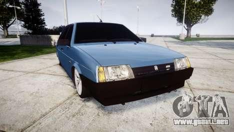 El USO de-Lada 2109 1500i para GTA 4