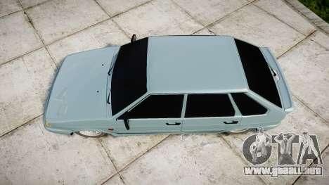 VAZ-2114 Samara-2 para GTA 4 visión correcta