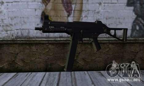 UMP45 v2 para GTA San Andreas