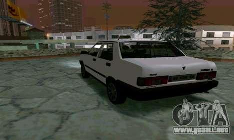 Tofas Sahin Taxi para la visión correcta GTA San Andreas