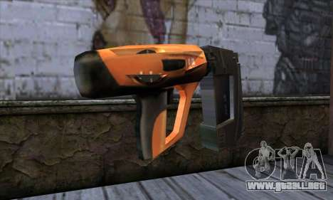Nailgun from Manhunt para GTA San Andreas segunda pantalla