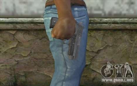P226 from COD: Ghosts para GTA San Andreas tercera pantalla