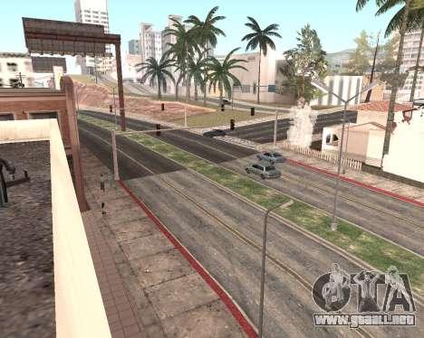 La textura de Los Santos de GTA 5 para GTA San Andreas undécima de pantalla