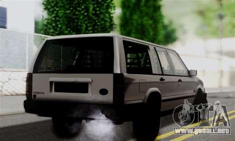 Volvo 940 para GTA San Andreas left