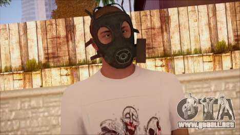 GTA 5 Online Skin 7 para GTA San Andreas tercera pantalla