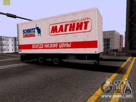 Trailer Magnit para la visión correcta GTA San Andreas