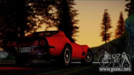 Grizzly Games ENB v1.0 para GTA San Andreas sucesivamente de pantalla