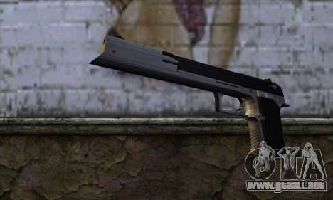 Grammaton Cleric Beretta v3 para GTA San Andreas