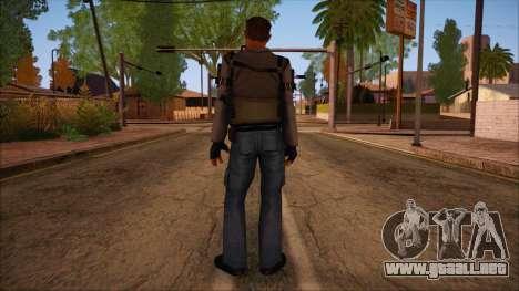 VIP from Counter Strike Condition Zero para GTA San Andreas segunda pantalla
