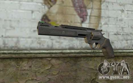 Magnum from COD: Ghosts para GTA San Andreas