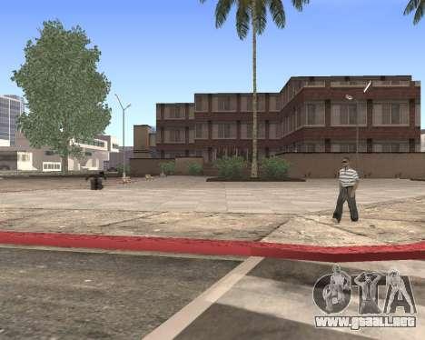 La textura de Los Santos de GTA 5 para GTA San Andreas twelth pantalla