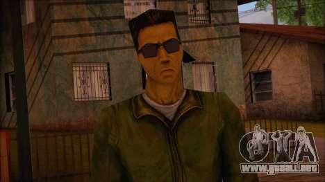 Leet from Counter Strike Condition Zero para GTA San Andreas tercera pantalla