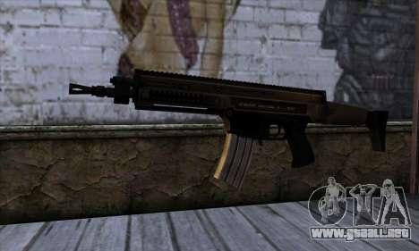 CZ805 из de Battlefield 4 para GTA San Andreas