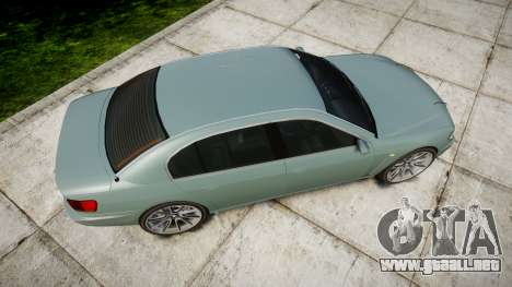 Ubermacht Oracle Elegance para GTA 4 visión correcta