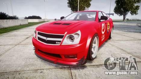 Albany Presidente Racer [retexture] eCola para GTA 4