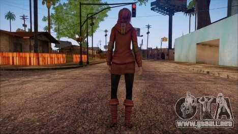 Modern Woman Skin 17 para GTA San Andreas segunda pantalla