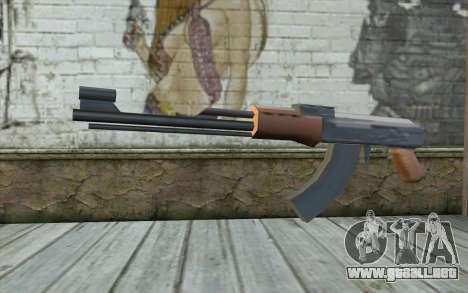 AK-47 Sin la Culata para GTA San Andreas