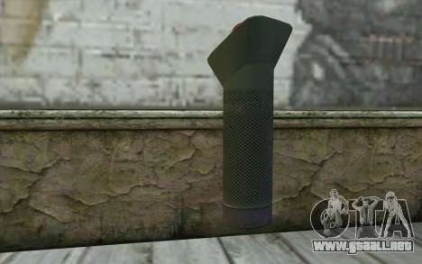 Nuevo Detonador (Francotirador Guerrero Fantasma para GTA San Andreas segunda pantalla