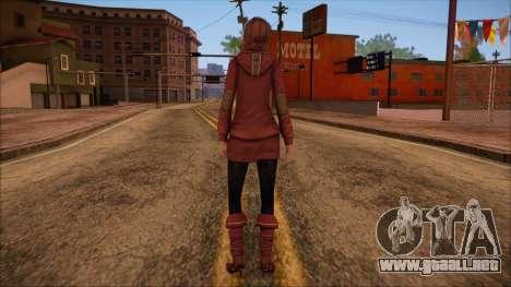 Modern Woman Skin 10 v2 para GTA San Andreas segunda pantalla