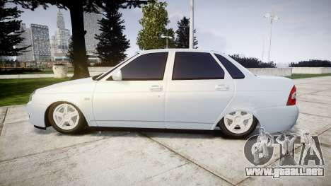 ВАЗ-Lada 2170 Priora de la Bombilla para GTA 4 left