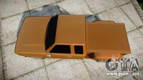 Vapid Bobcat Badass extended para GTA 4 visión correcta