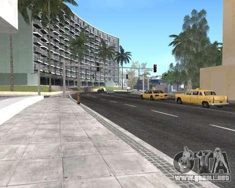 La textura de Los Santos de GTA 5 para GTA San Andreas séptima pantalla