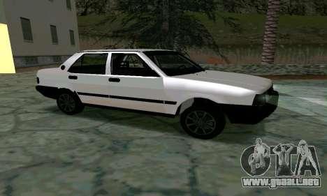 Tofas Sahin Taxi para GTA San Andreas left