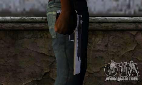 Grammaton Cleric Beretta v3 para GTA San Andreas tercera pantalla