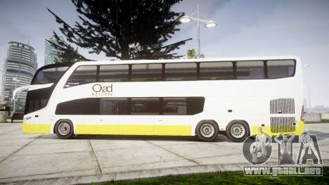 Marcopolo G7 OAD Reizen para GTA 4 left
