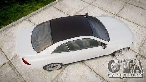 GTA V Ubermacht Zion XS para GTA 4 visión correcta