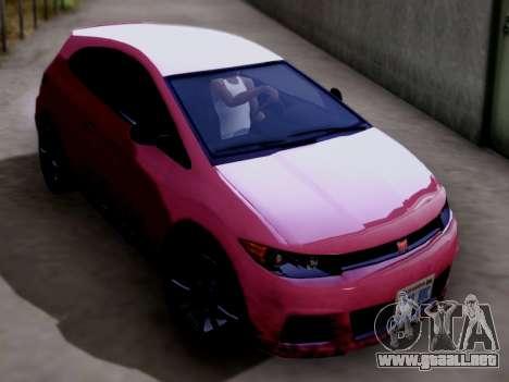 GTA 5 Blista para GTA San Andreas