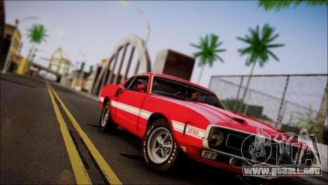 Grizzly Games ENB v1.0 para GTA San Andreas segunda pantalla