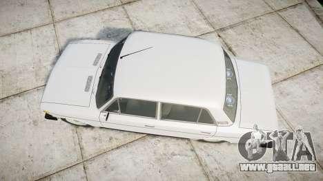 VAZ-2106 acuario para GTA 4 visión correcta