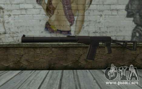 AU VAL (Battlefield 3) para GTA San Andreas