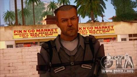 VIP from Counter Strike Condition Zero para GTA San Andreas tercera pantalla