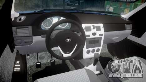 ВАЗ-2171 INSTALADO Antes de rims2 para GTA 4 vista interior
