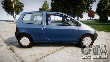Renault Twingo I para GTA 4 left