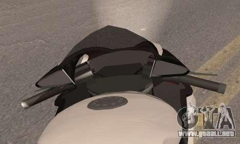 Double T GTA 5 para GTA San Andreas vista posterior izquierda