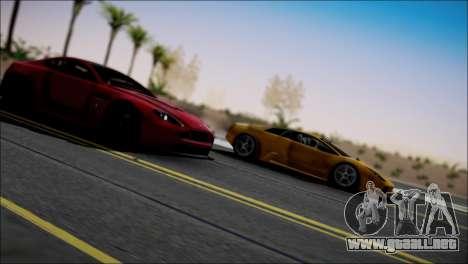 Grizzly Games ENB v1.0 para GTA San Andreas tercera pantalla