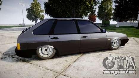 VAZ-2109 Nueve para GTA 4 left