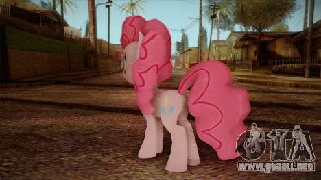 Pinkie Pie from My Little Pony para GTA San Andreas segunda pantalla