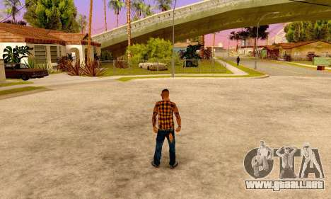 Los Santos Vagos para GTA San Andreas sexta pantalla