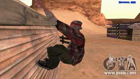 ped.ifp por Pavel_Grand para GTA San Andreas sucesivamente de pantalla