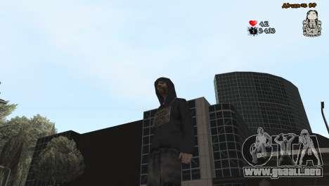 Colormod by Tego Calderon para GTA San Andreas quinta pantalla