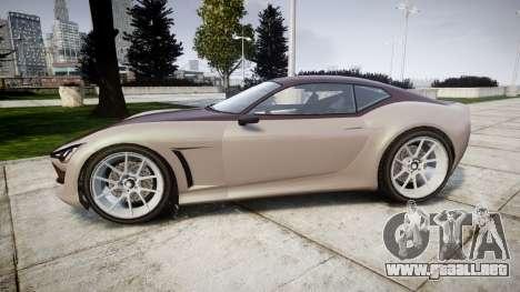 GTA V Lampadati Furore GT para GTA 4 left