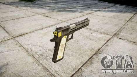La Pistola De Tony Montana para GTA 4 segundos de pantalla
