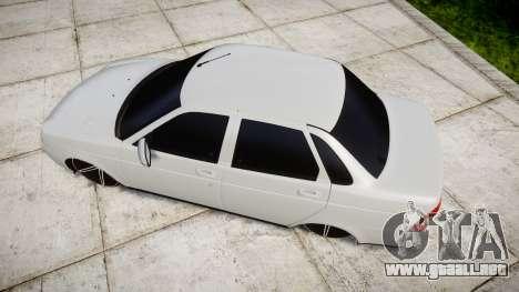ВАЗ-2170 Instalado Antes de Vossen para GTA 4 visión correcta