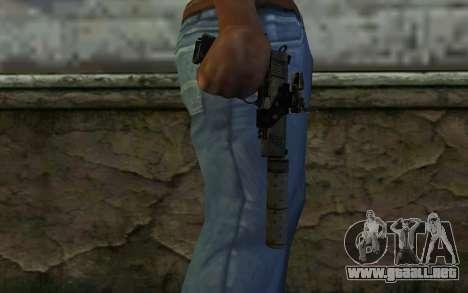 New  Silenced para GTA San Andreas tercera pantalla