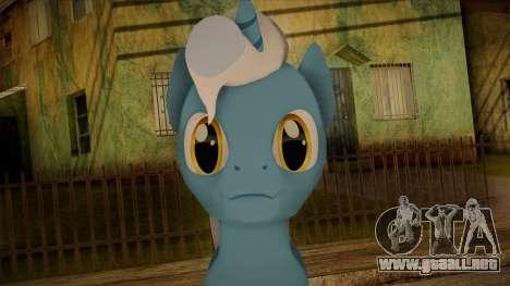Pokeypierce from My Little Pony para GTA San Andreas tercera pantalla
